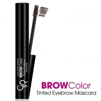 TINTED EYEBROW MASCARA GOLDEN ROSE